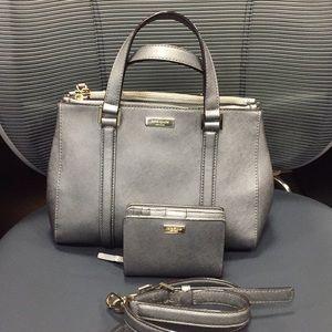 Kate Spade ♠️ Handbag and Wallet Set♥️